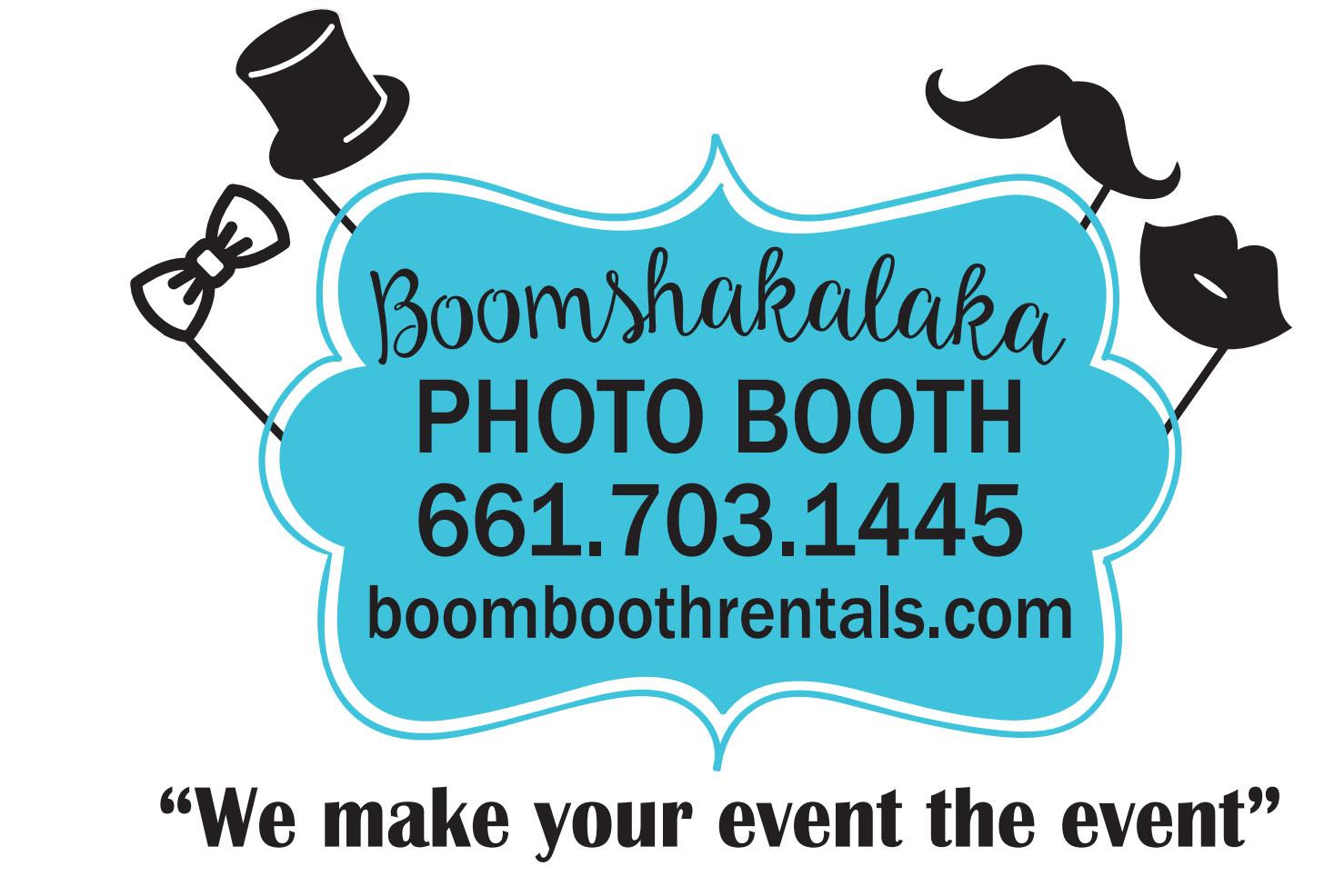 logo for boomshakalaka company a sponsor for KernYes